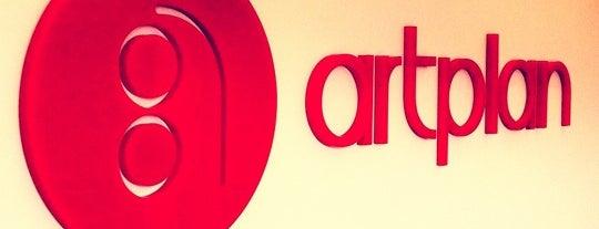 Artplan is one of Agências.