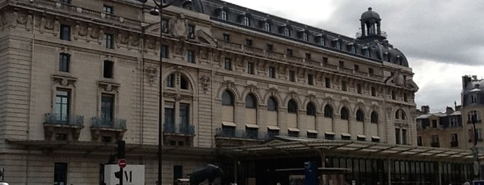 Orsay Museum is one of Paris.