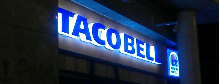 Taco Bell (Fuencarral) is one of Comer en Madrid.