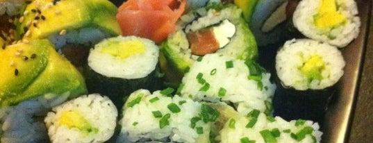 sushis probados por mi!
