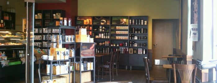 Starbucks is one of The 15 Best Places for Third Wave Coffee in Indianapolis.
