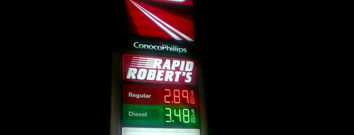 Rapid Roberts is one of Gas Stations.