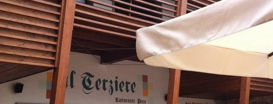 Ristorante Pizzeria Il Terziere is one of Best Italian Restaurants.