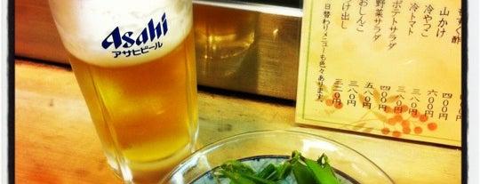 若鳥 しぶや is one of 酒場放浪記 #2.