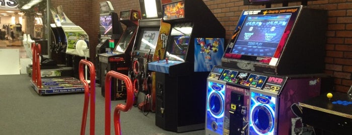 The Save Point is one of Arcades.