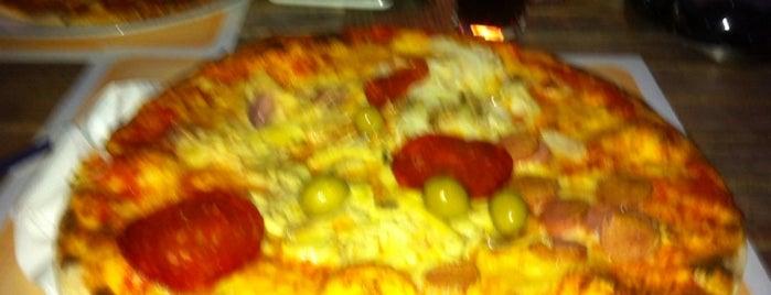 Pizzeria Ljubljanski dvor is one of Slovenia 2013.