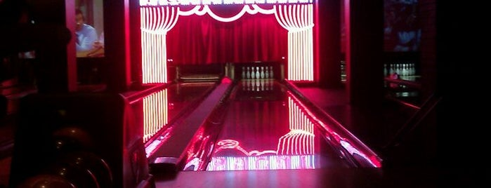 Bowlmor Times Square is one of Bowling Venue.