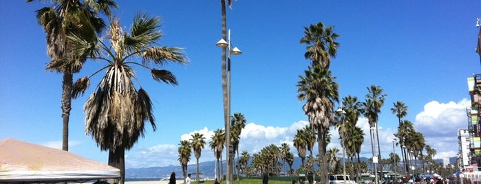 Ocean Front Walk is one of USA Trip 2013 - The West.