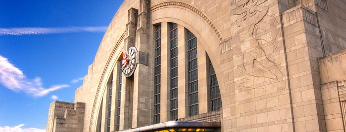 Cincinnati Museum Center at Union Terminal is one of Photographing Cincinnati.