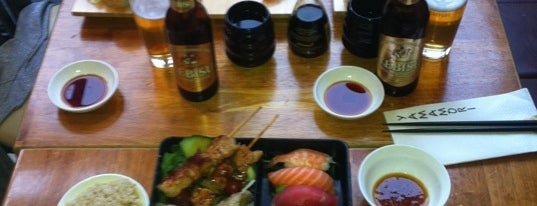 Yamamori Sushi is one of Dublin for Foodies.