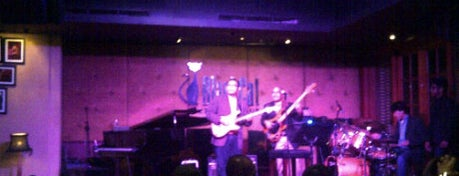 BlackCat Jazz & Blues Club is one of Senayan Areas: My Playground, Workplace and Home.