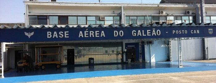 Base Aérea do Galeão (BAGL) is one of #CíRIO2013 | Círio de Nazaré no Rio.
