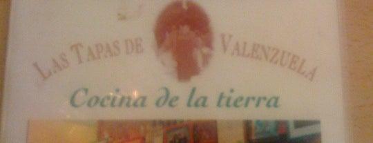 Las Tapas De Valenzuela is one of Tapas en Granada / Best tapas in Granada.