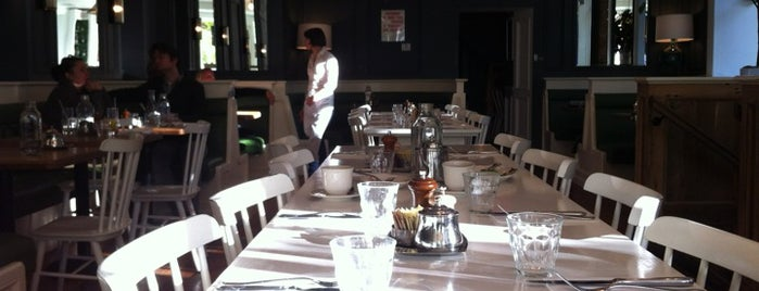 Group Lunch Spots Around SoHo