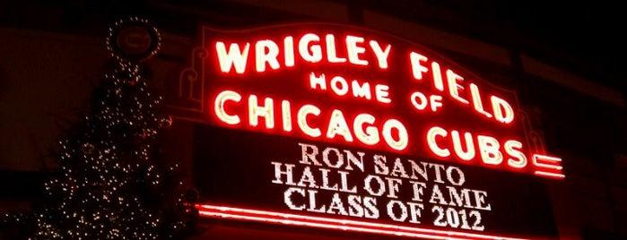 Wrigley Field is one of Sufjan Steven's Illinois.