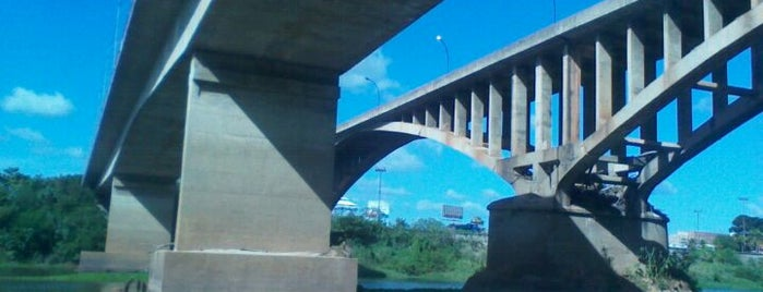 Ponte Juscelino Kubstichek is one of 100 Melhores Programas em Teresina - Pi.