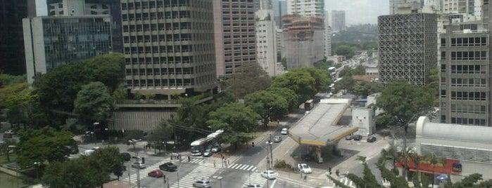 Avenida Cidade Jardim is one of AVENIDAS & RUAS | BRAZIL.