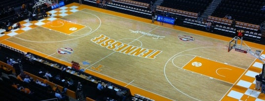 Thompson-Boling Arena is one of Great Sport Locations Across United States.