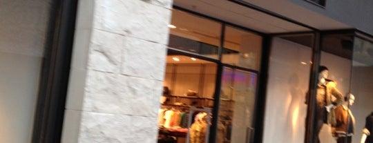 Zara is one of Shoppen in Kortrijk.
