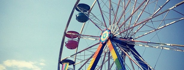 The Fair at the PNE is one of Vancouver Events.