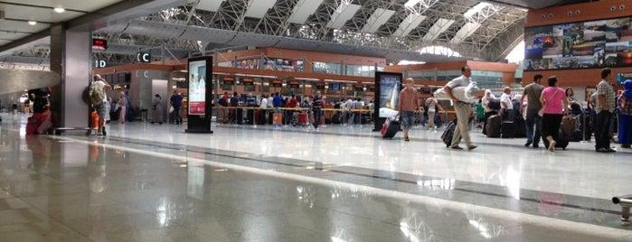 İstanbul Sabiha Gökçen Uluslararası Havalimanı (SAW) is one of Istanbul City Guide.