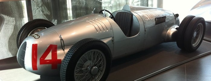 Audi museum mobile is one of Audi Enthusiast's Must-Do's in Ingolstadt.