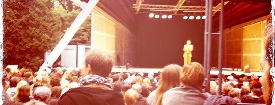 Vondelpark Openluchttheater is one of Amsterdam.