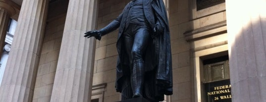 Federal Hall National Memorial is one of Buildings.