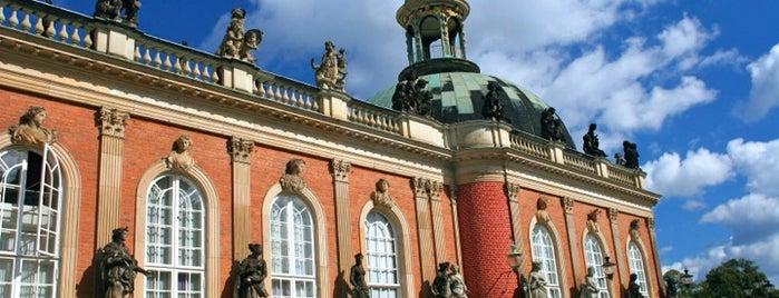 Neues Palais is one of Brandenburg Blog.