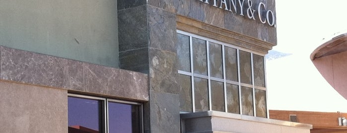 Tiffany & Co. is one of Tucson.