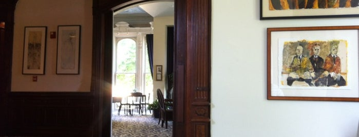 The Mansion on Delaware Avenue is one of Paranormal Traveler.
