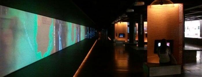 Museu da Língua Portuguesa is one of Museus de São Paulo.