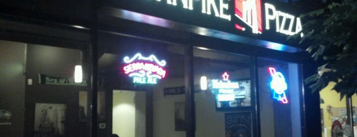 Turnpike Pizza is one of Seattle Pizza.