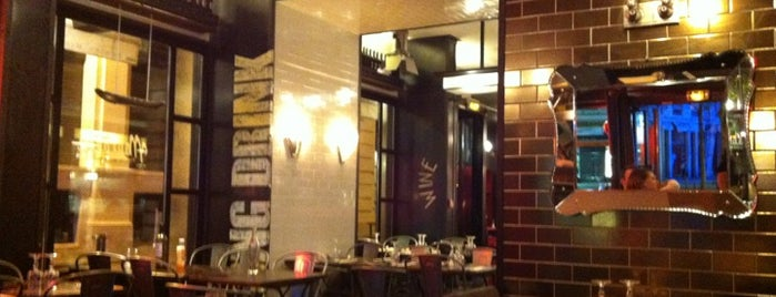 Moutarde Street is one of Restaurants.