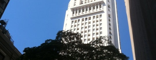 Altino Arantes Building is one of SP.