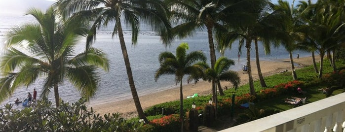 Lahaina Shores Beach Resort is one of Maui Places of Interest.
