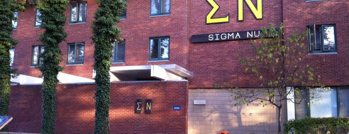 Sigma Nu is one of New Badge list 2013.