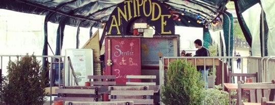 Péniche Antipode is one of Mon Carnet de bord.