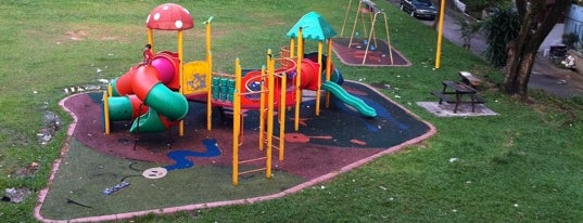Playground is one of All-time favorites in Malaysia.