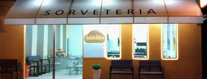 Sorveteria Santa Clara is one of Mayor List.