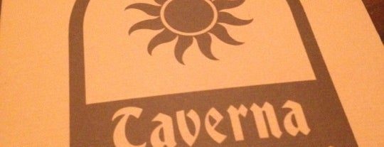 Taverna Calabiana is one of No Stress List.