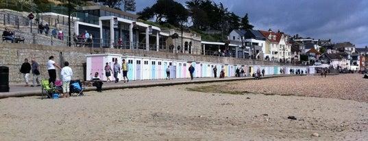 Lyme Regis is one of England 1991.