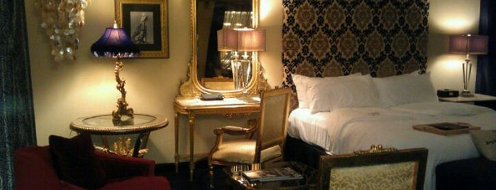 Hotel ZaZa is one of Best Places to Check out in United States Pt 6.