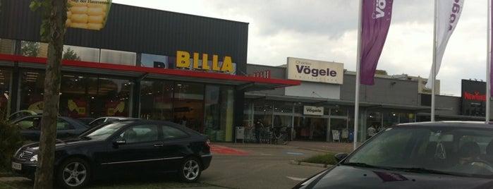 BILLA is one of BILLA Niederösterreich.