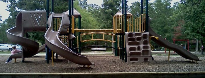 Ironbridge Park is one of RVA parks.