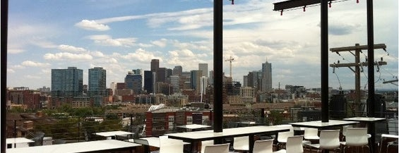 Linger is one of Things to do in Denver When You're Alive.