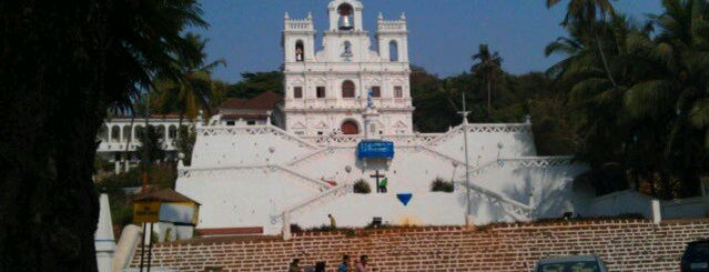 Panjim Church is one of Best of GOA, #4sqCities.