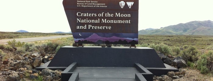 Craters of the Moon National Monument is one of I  2 TRAVEL!! The PACIFIC COAST✈.