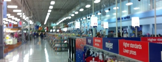 Meijer is one of Frequent Places.