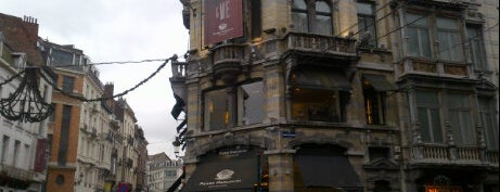 Pierre Marcolini is one of Bruxelles, food and drinks.